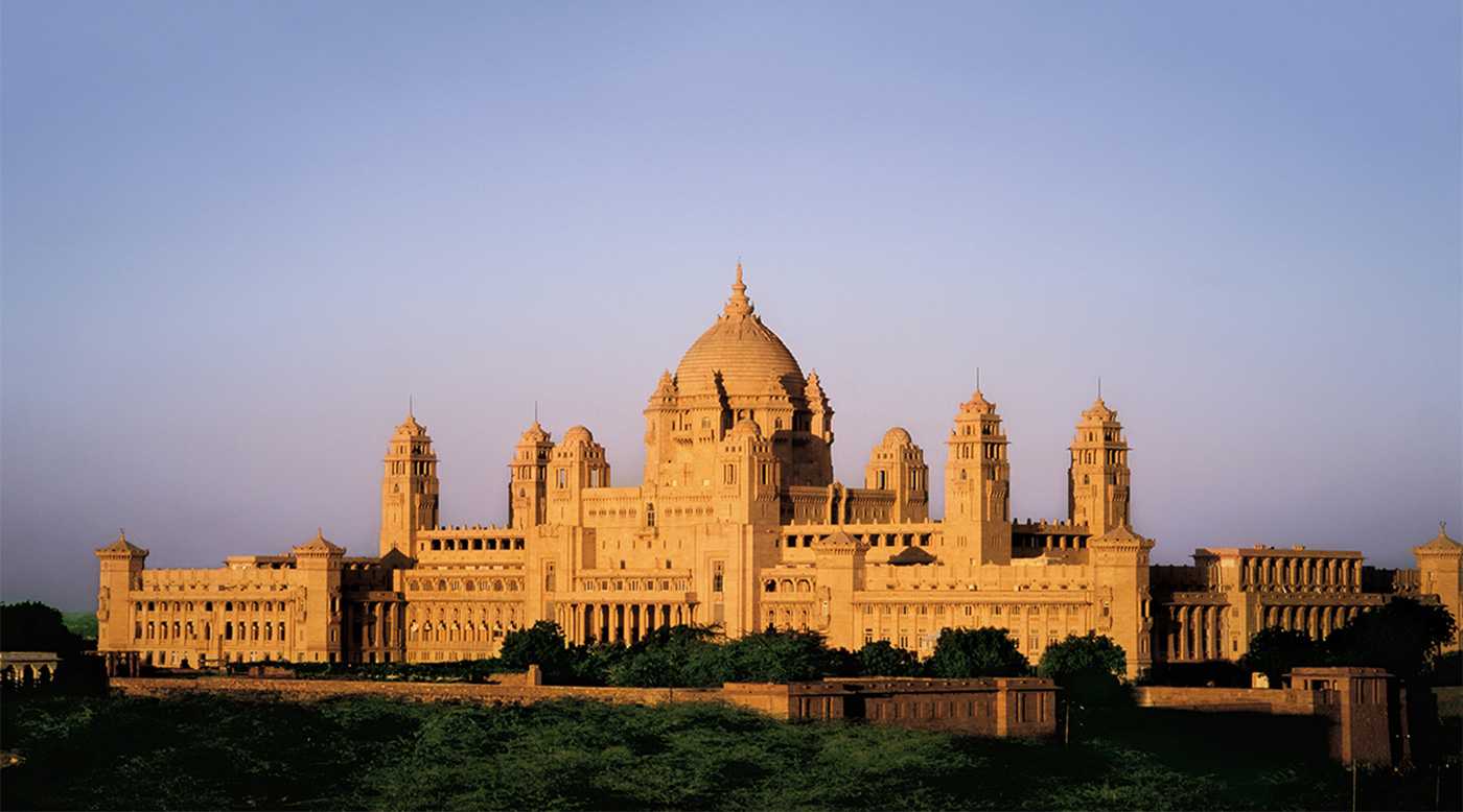 © Taj Hotels Resorts and Palaces