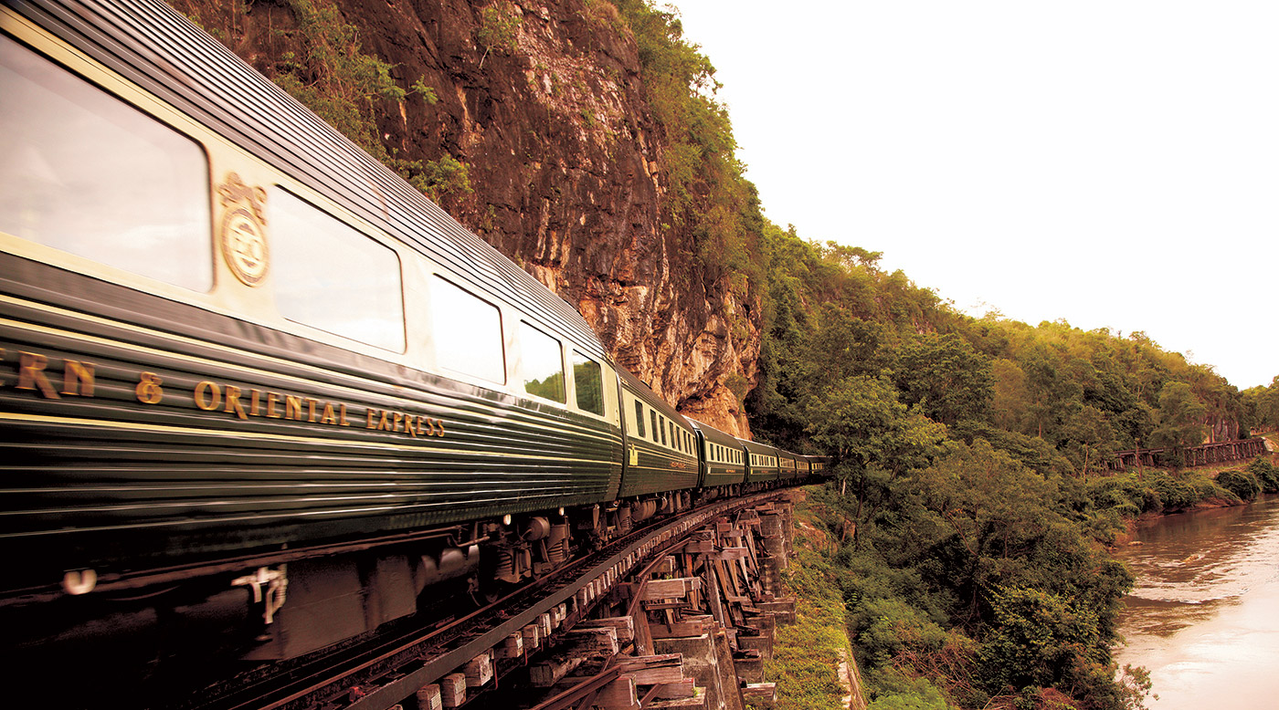 © The Eastern and Oriental Express - Belmond