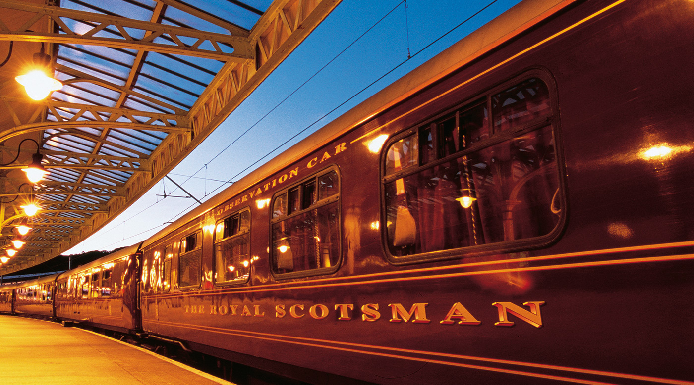 © The Royal Scotsman - Belmond